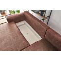 Canapé d'angle réversible convertible NIHAD Vintage