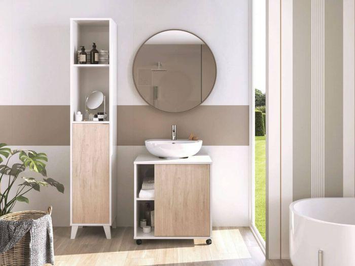 Meuble de salle de bain 60cm JUNON