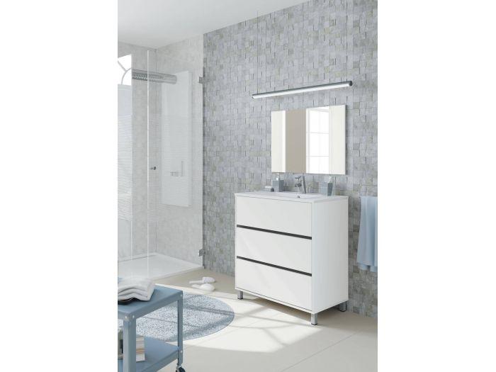 Meuble de salle de bain 80cm ORION
