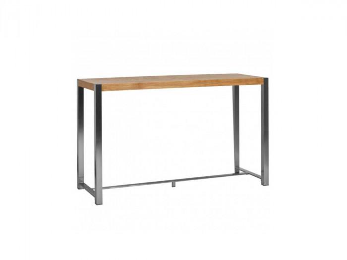 Table de bar MIRKA bois 160 x 60