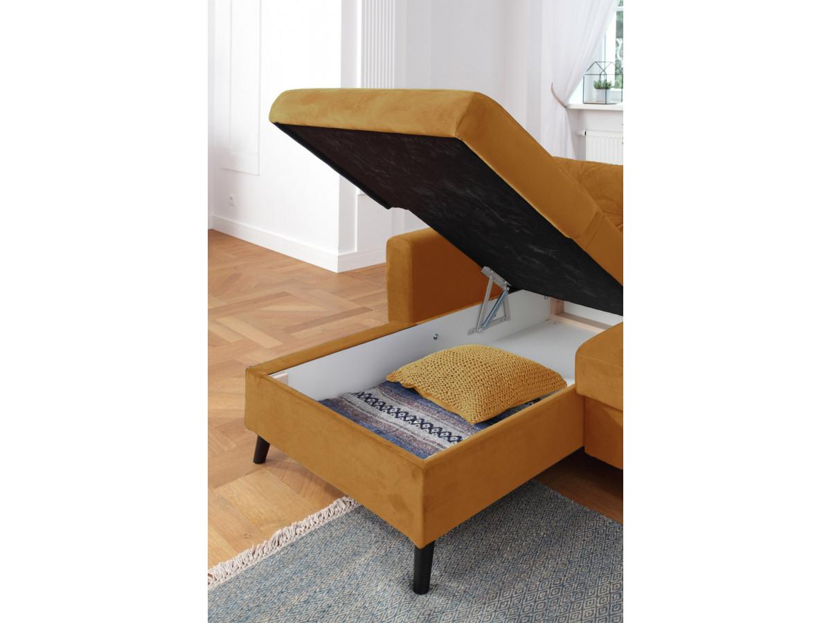 Canapé d'angle SCANDI