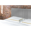 Structure de lit Kerry avec lattes massives 160x200