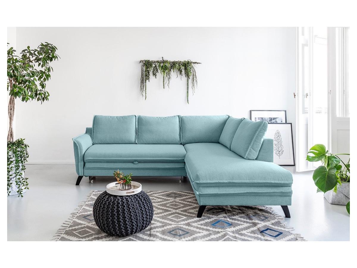 Canapé d'angle L BOHO