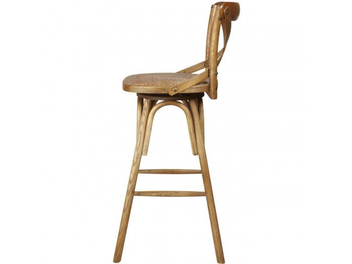 Tabouret de bar en bois ST GERMAIN