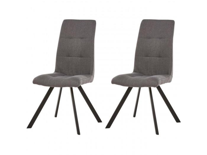 Lot de 2 chaises COSY
