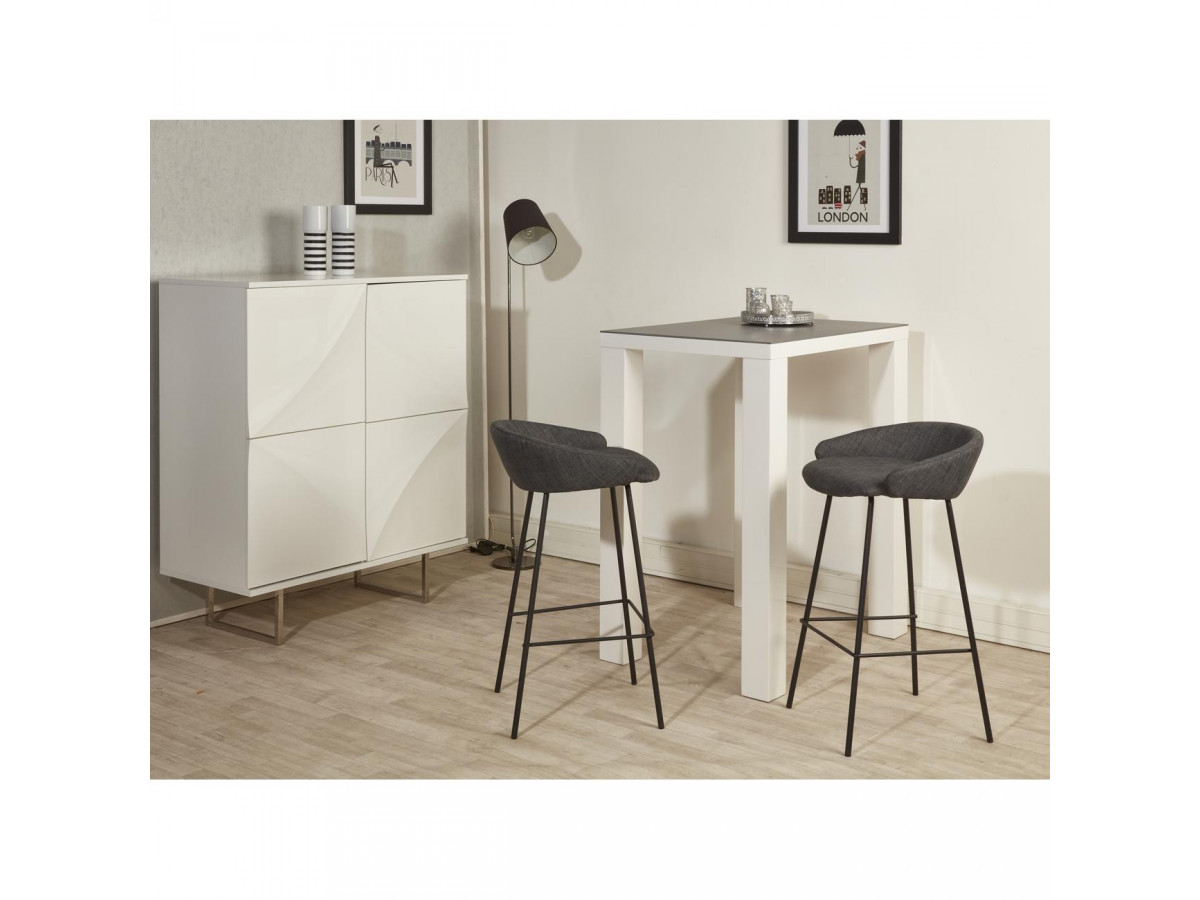 Lot de 2 chaises VISBY