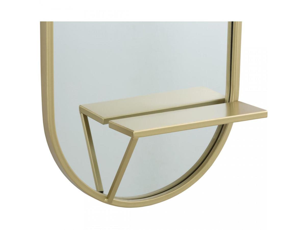 Miroir ovale Dublin3