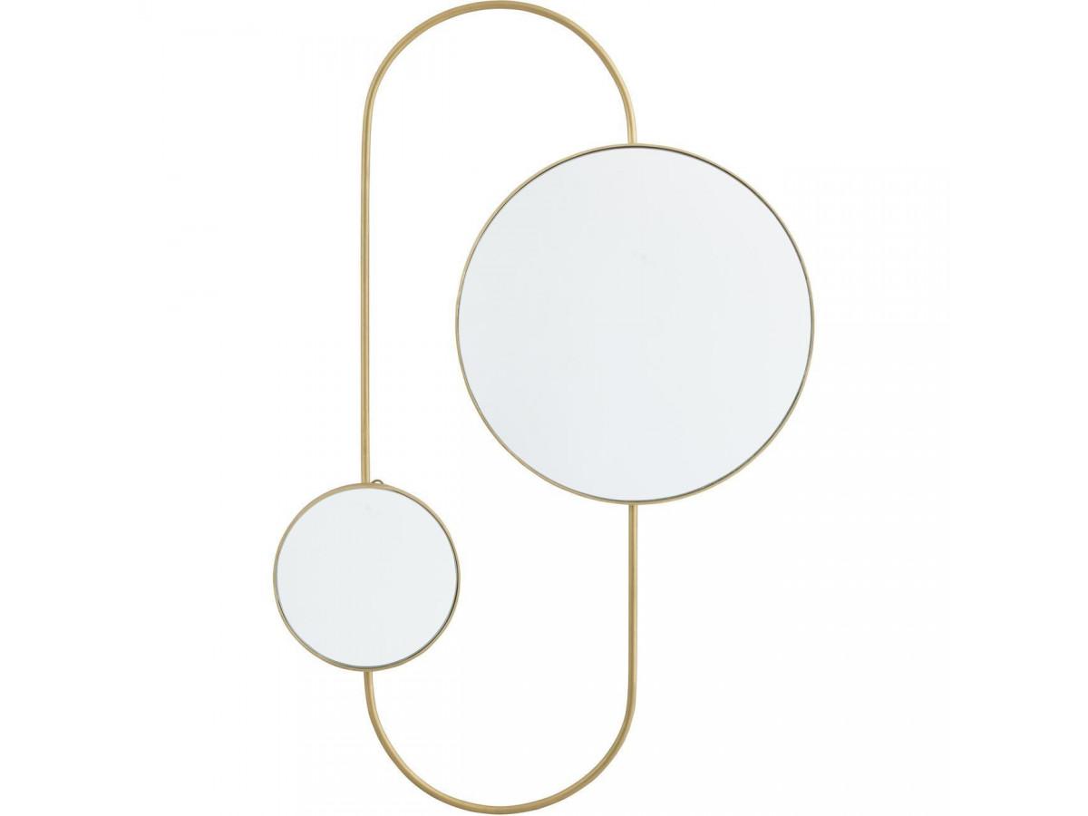 Miroir rond Ennis1