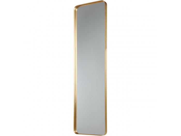 Miroir et tendance de forme rectangulairee en aluminium Stern3