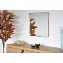 Miroir et tendance de forme rectangulairee en aluminium Coco2