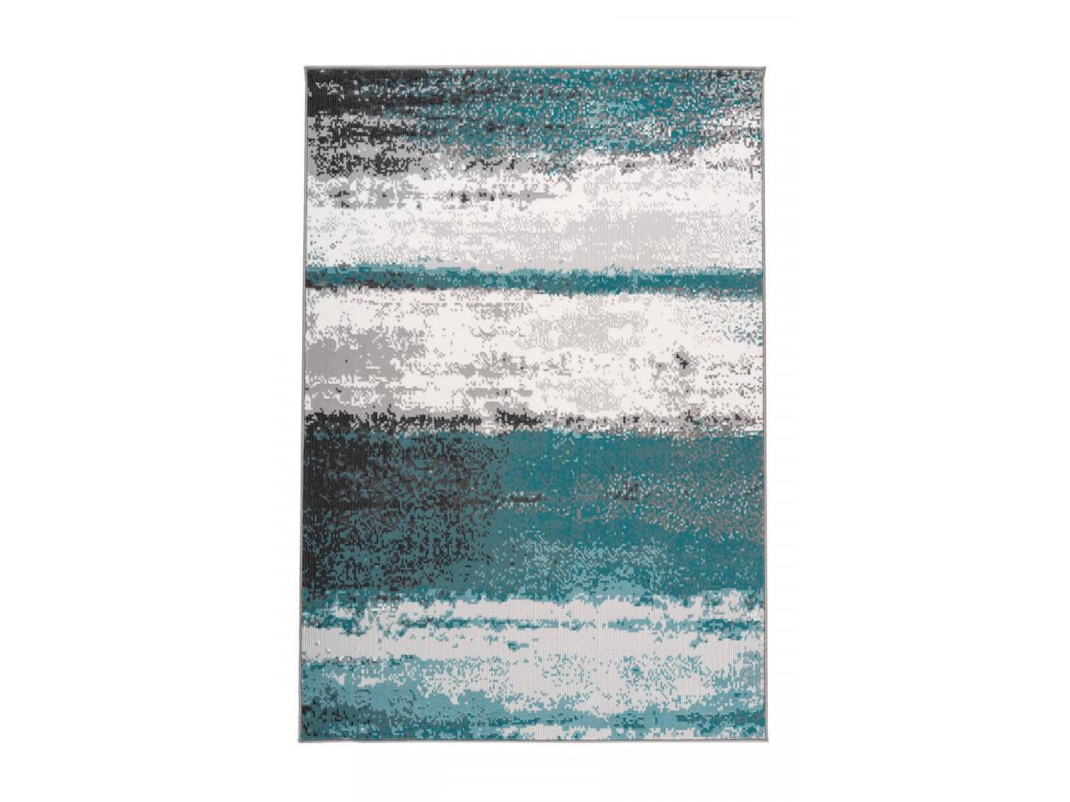 Tapis LUCIO Bleu 160cm x 230cm3