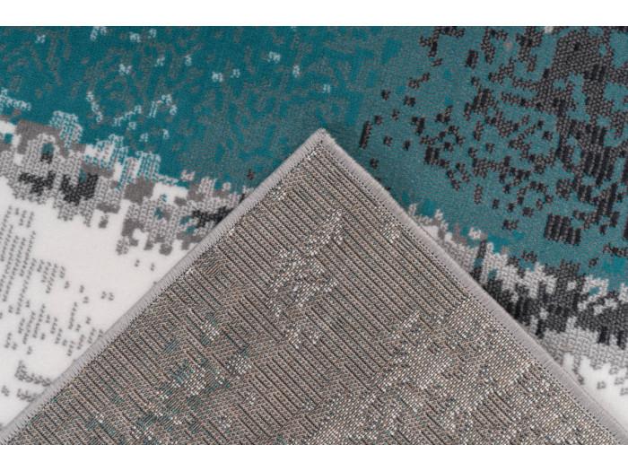 Tapis LUCIO Bleu 80cm x 150cm5