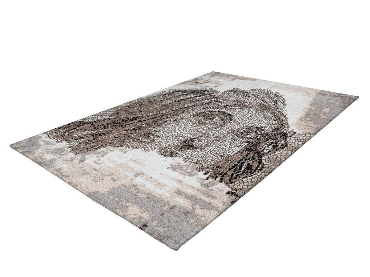 Tapis VINTO Taupe 80cm x 150cm2