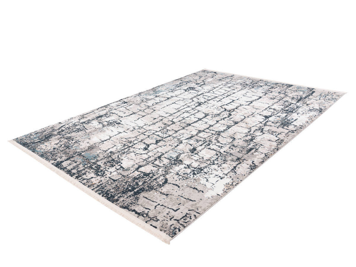 Tapis ARROW Gris / Bleu 160cm x 230cm2