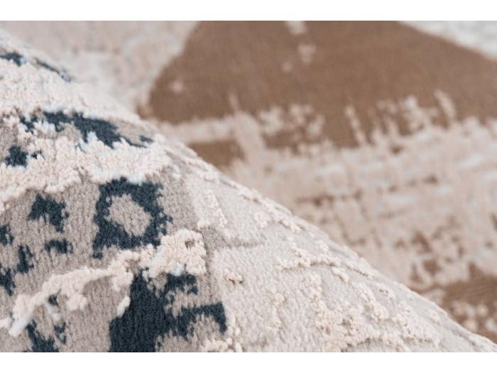 Tapis LORI Gris / Bleu 160cm x 230cm4