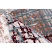 Tapis ZINEB Gris / Rose saumon 160cm x 230cm4