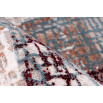 Tapis ZINEB Gris / Rose saumon 80cm x 150cm4