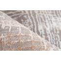 Tapis ZINEB Gris / Argenté 120cm x 180cm4