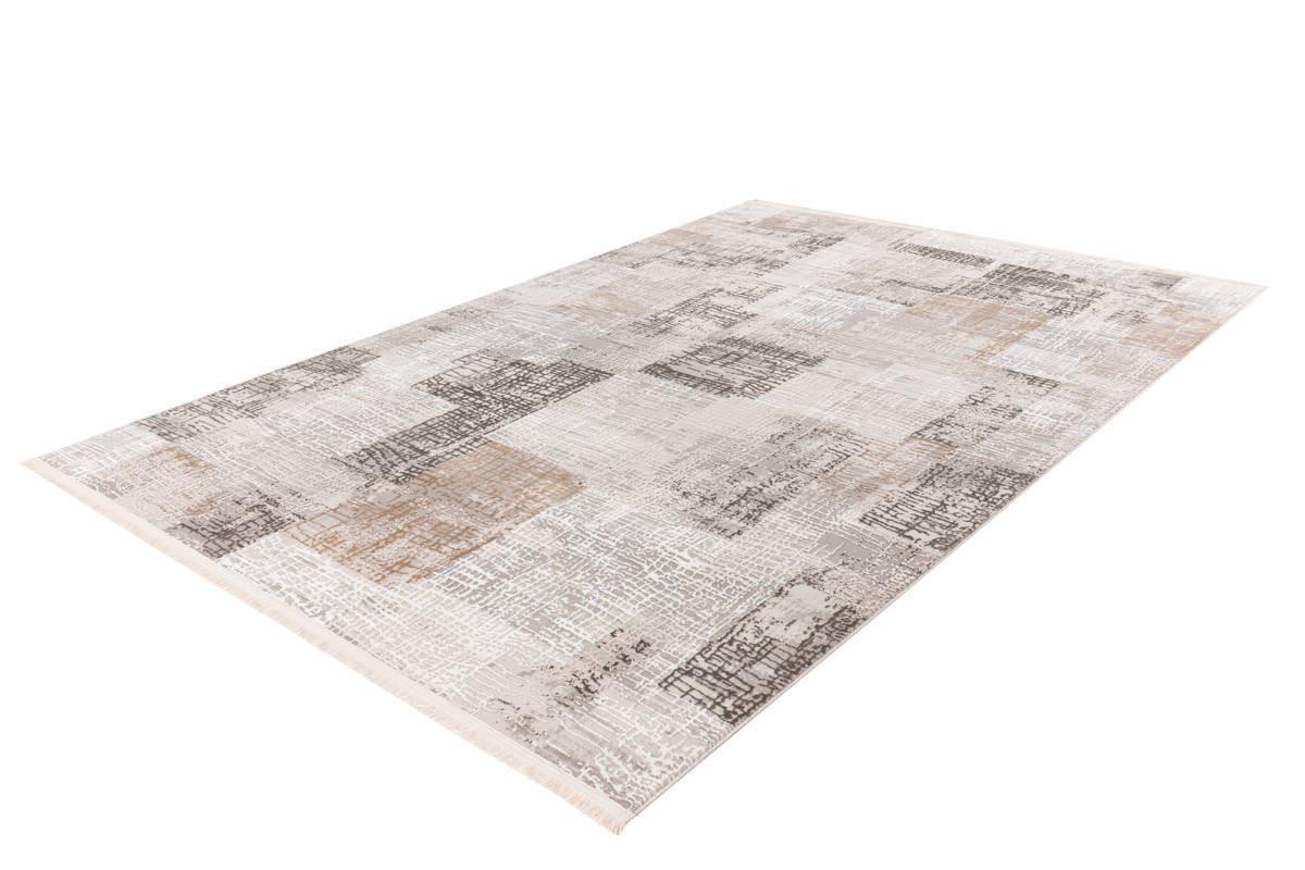 Tapis ZINEB Gris / Argenté 160cm x 230cm2