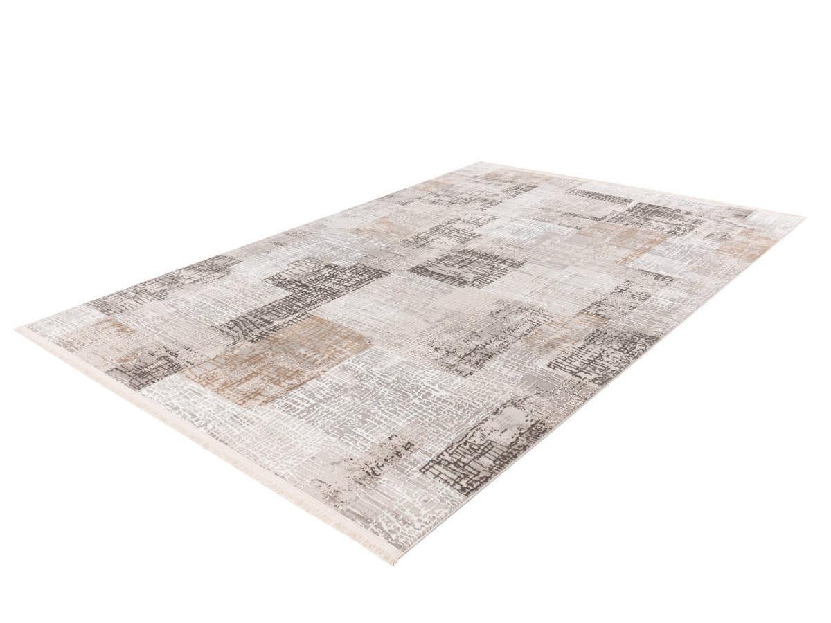 Tapis ZINEB Gris / Argenté 80cm x 150cm2