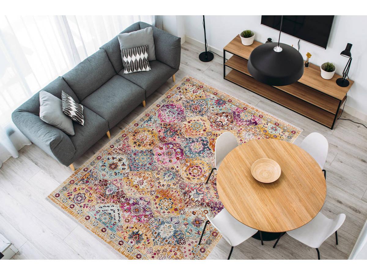 Tapis VIKI Multicolor 120cm x 170cm1