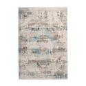 Tapis VERA Taupe / Turquoise 200cm x 290cm3