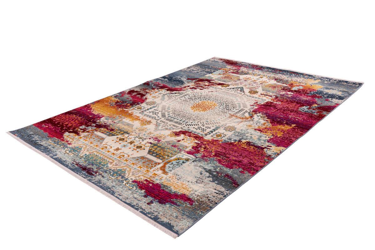 Tapis VIKI Multicolor / Rouge 120cm x 170cm2