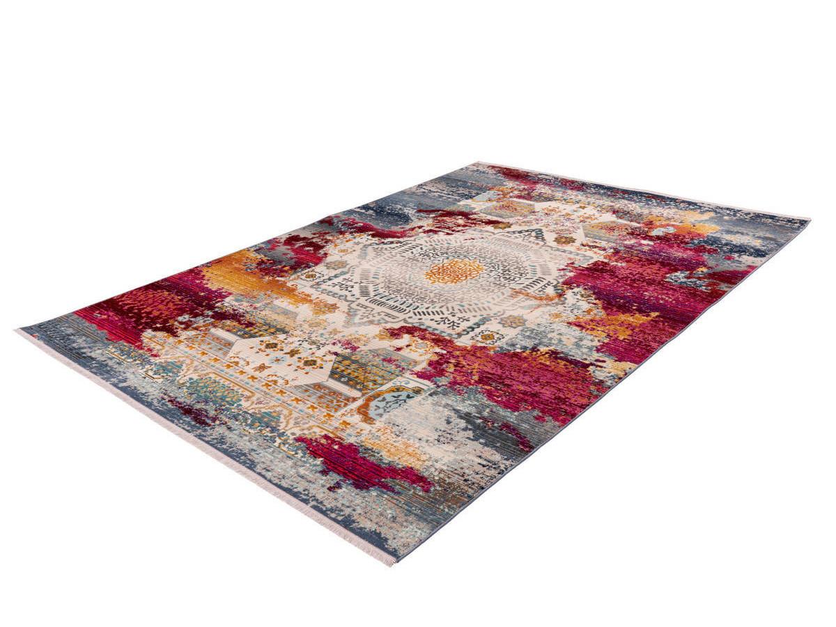 Tapis VIKI Multicolor / Rouge 200cm x 290cm