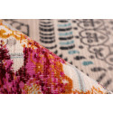 Tapis VIKI Multicolor / Rouge 80cm x 150cm4
