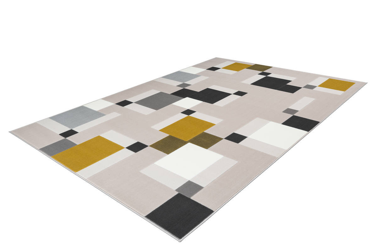 Tapis LUCIO Crème /Vert 160cm x 230cm2