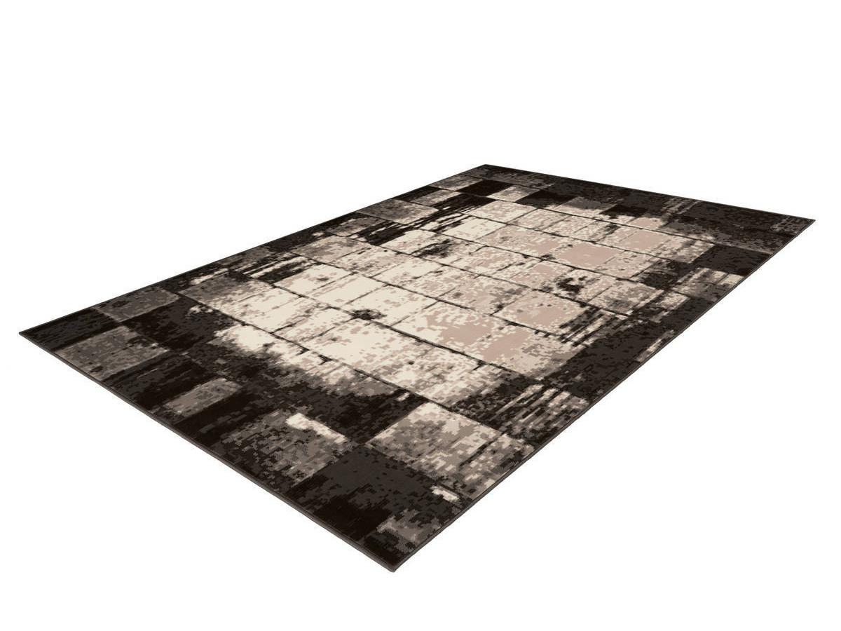 Tapis LUCIO Crème / Marron 160cm x 230cm
