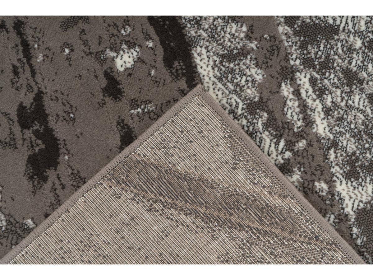 Tapis LUCIO Gris / Crème 120cm x 170cm5