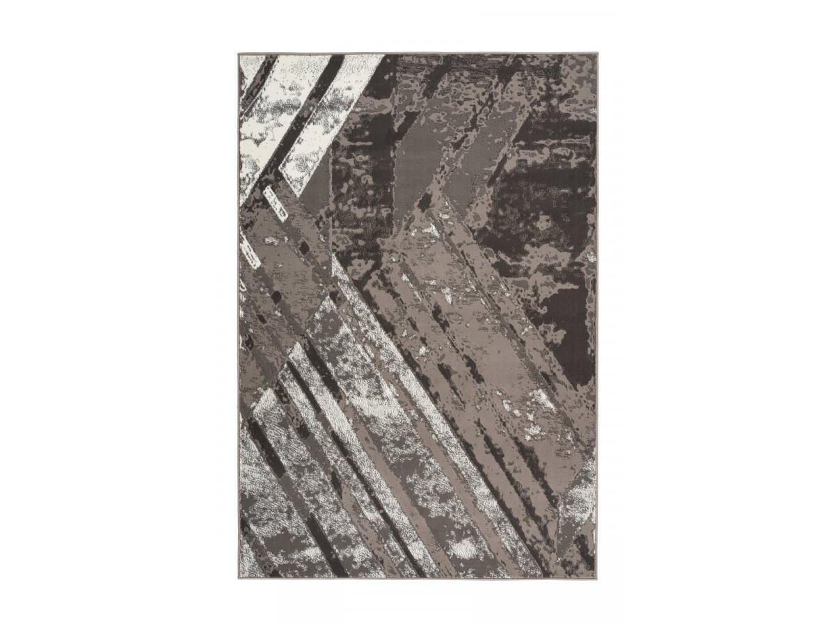 Tapis LUCIO Gris / Crème 160cm x 230cm3