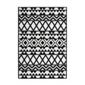 Tapis SAFI Noir / Blanc 160cm x 230cm3
