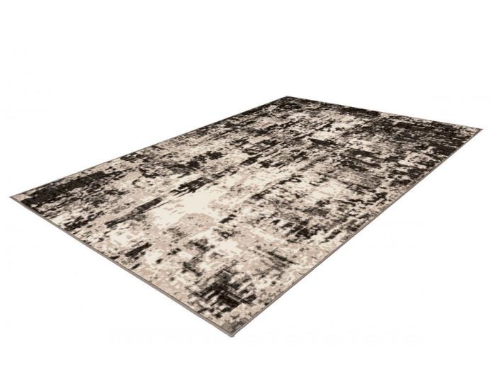 Tapis SANTOR Crème / Marron 80cm x 150cm2