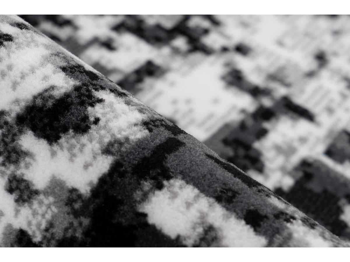 Tapis SANTOR Gris / Blanc 160cm x 230cm4