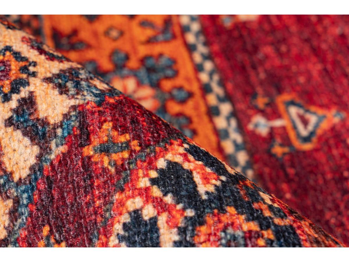 Tapis ASSA Multicolor / Rouge 160cm x 230cm4