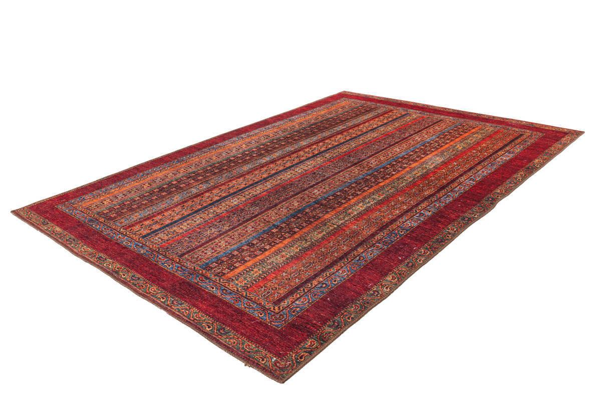 Tapis ASSA 2 Multicolor / Rouge 160cm x 230cm2