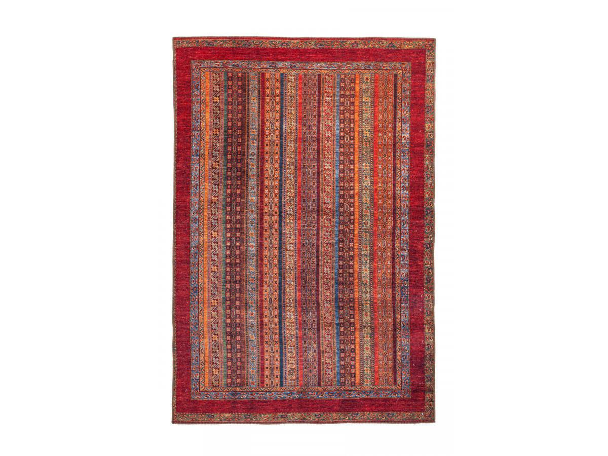 Tapis ASSA 2 Multicolor / Rouge 160cm x 230cm3