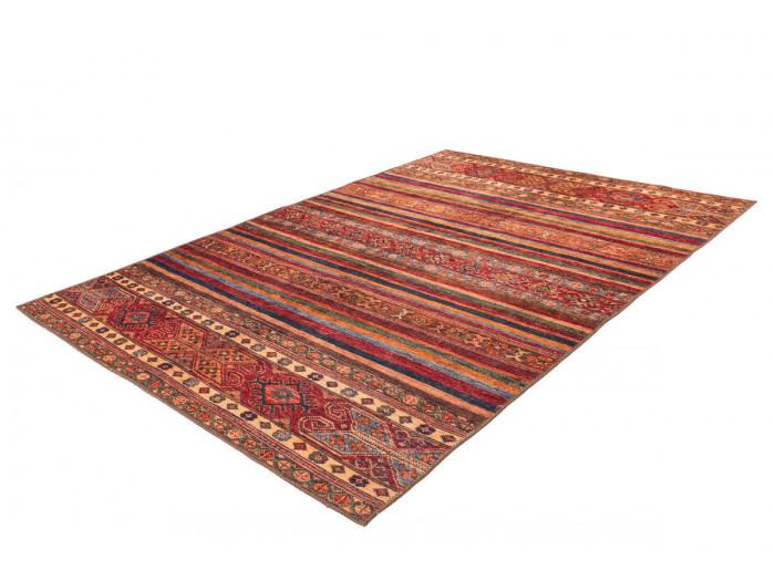Tapis ASSA 3 Multicolor / Rouge 120cm x 180cm