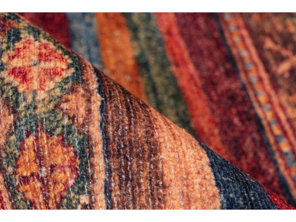 Tapis ASSA 3 Multicolor / Rouge 200cm x 290cm5