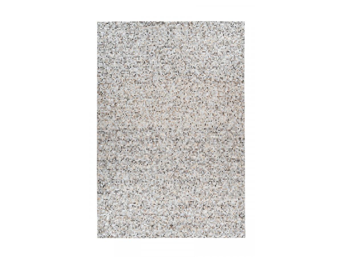 Tapis TORI Gris / Argenté 120cm x 170cm3
