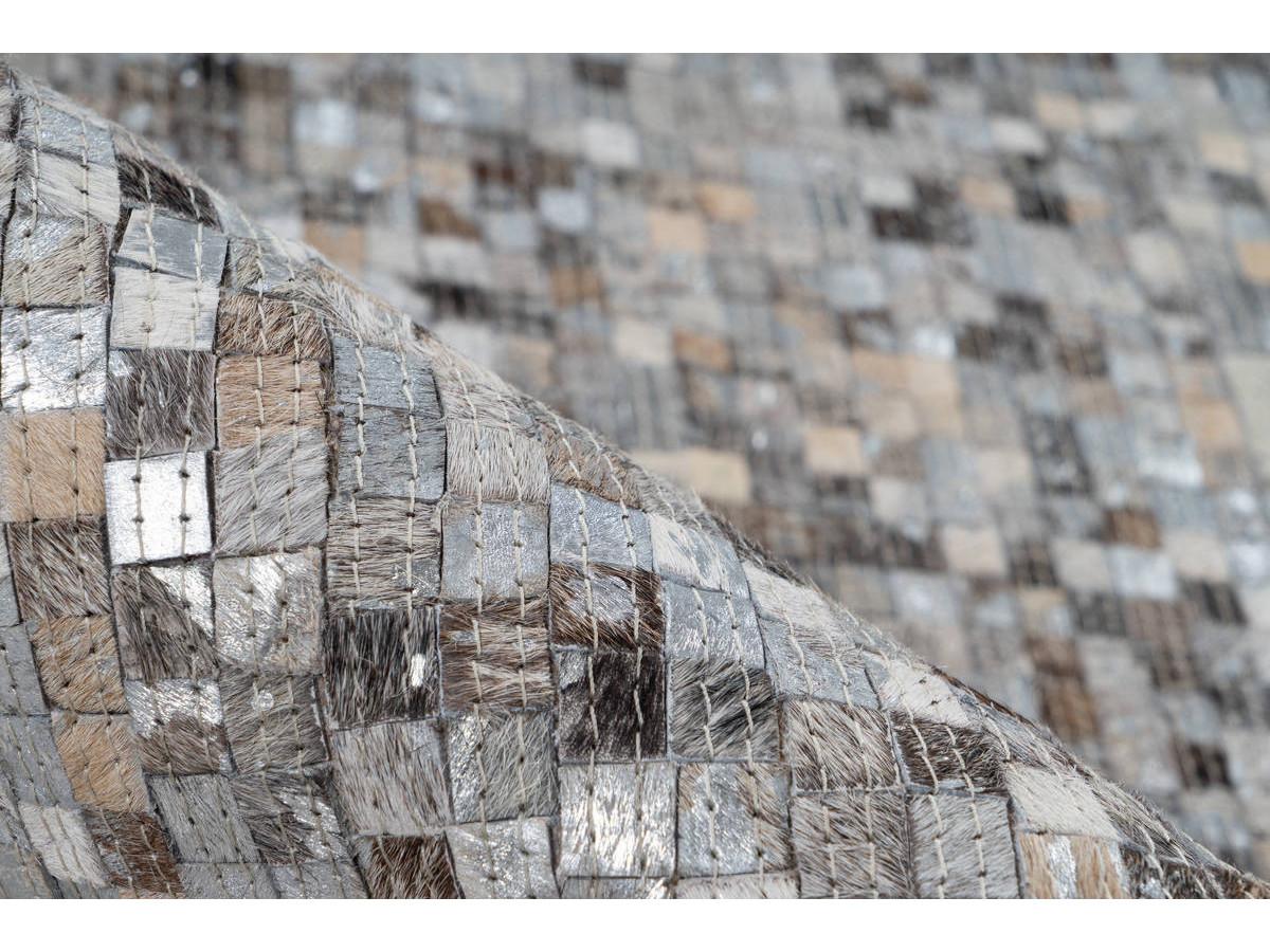 Tapis TORI Gris / Argenté 200cm x 290cm4