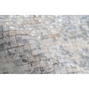 Tapis TORI Blanc/ Argenté 120cm x 170cm4