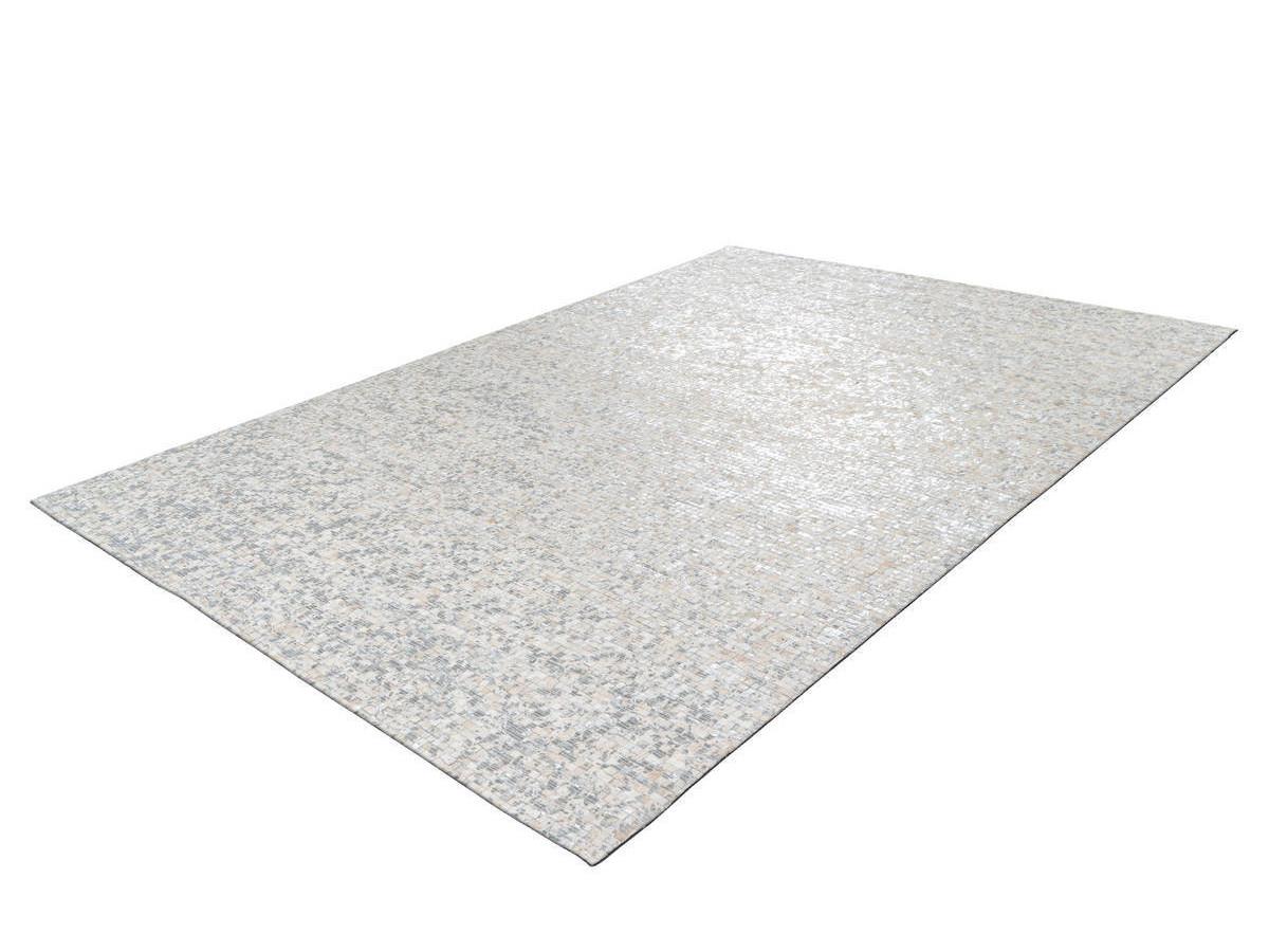 Tapis TORI Blanc/ Argenté 160cm x 230cm