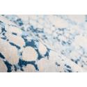 Tapis IDELIA Crème / Bleu 120cm x 180cm4