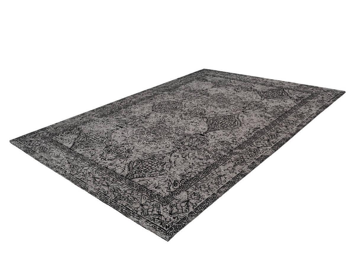 Tapis VINTO Gris / Noir 120cm x 170cm