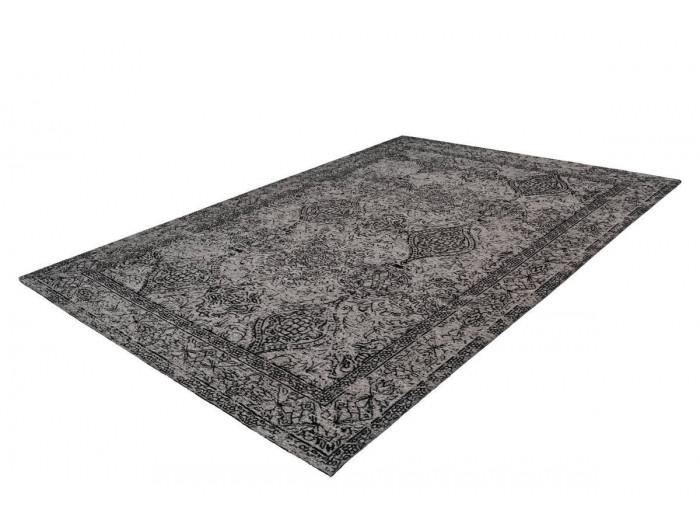 Tapis VINTO Gris / Noir 80cm x 150cm
