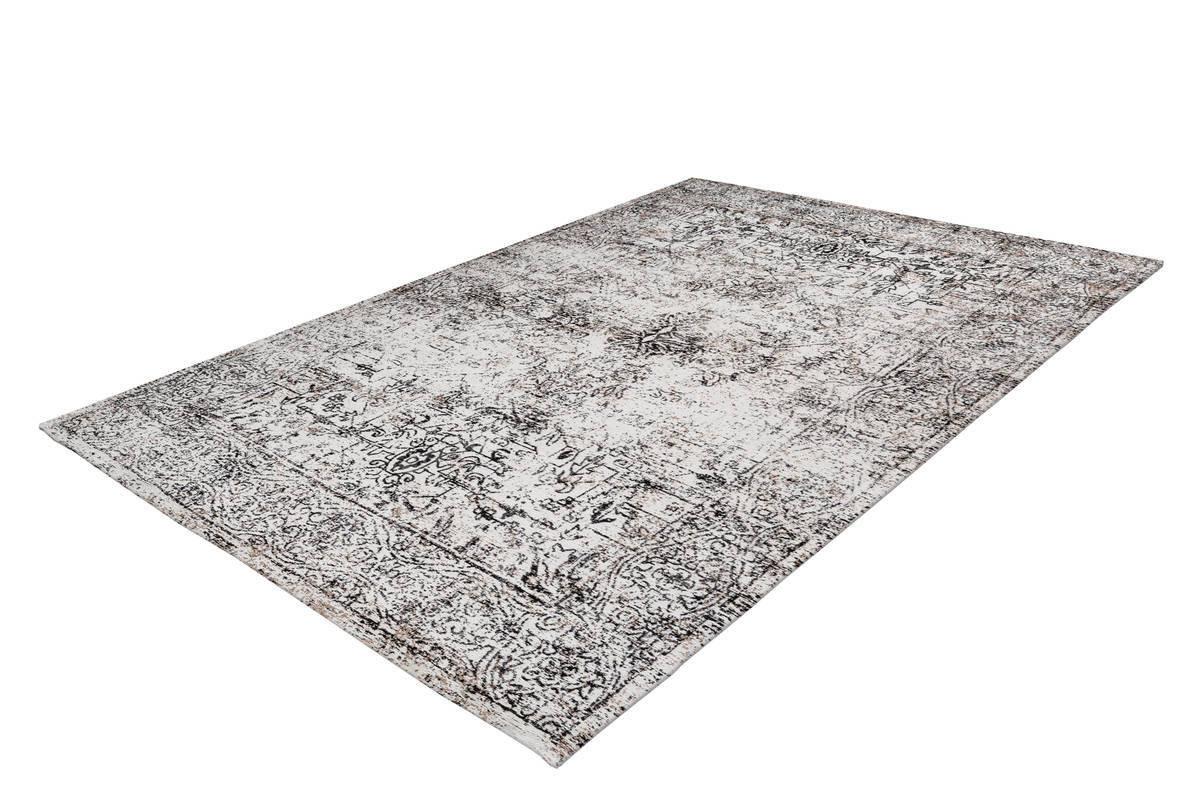 Tapis VINTO Anthracite / Crème 200cm x 290cm 2
