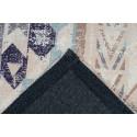 Tapis APACHE Multicolor / Bleu 80cm x 150cm5
